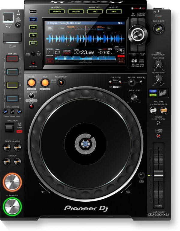 CDJ 2000 NXS2 – DJ Shop Thailand